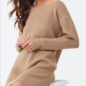 Vine & Love Sweater Dress